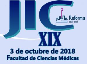 Suplemento Jornadas de Investigación Científica  XIX, 2018
